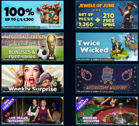 casino promotions bluefox casino